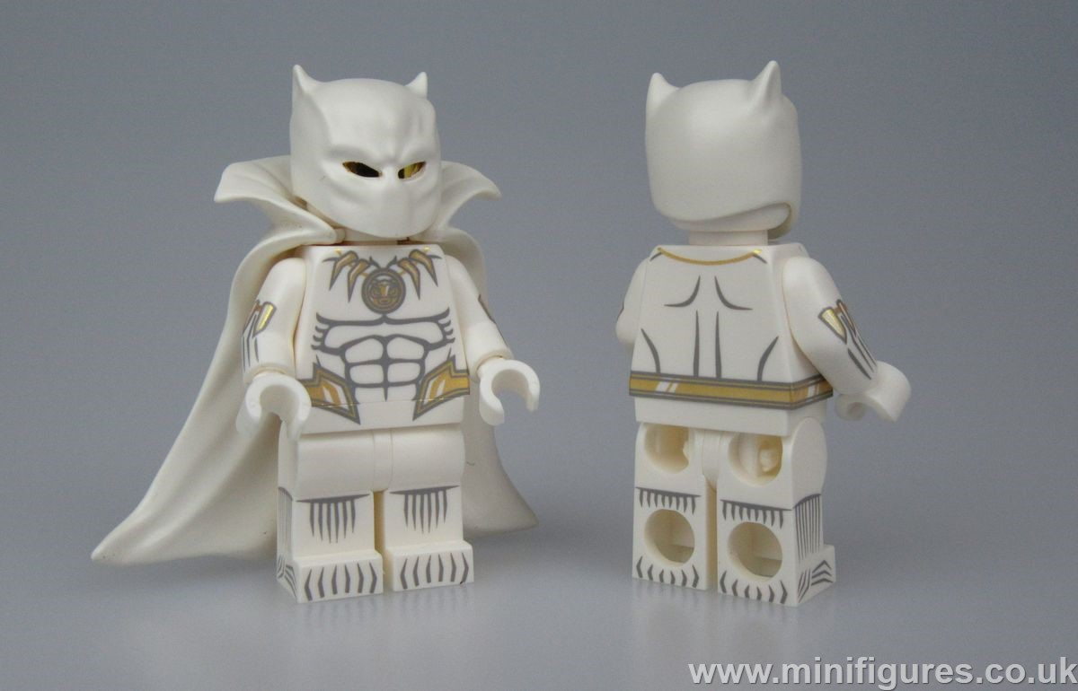 White Panther UG Custom Minifigure