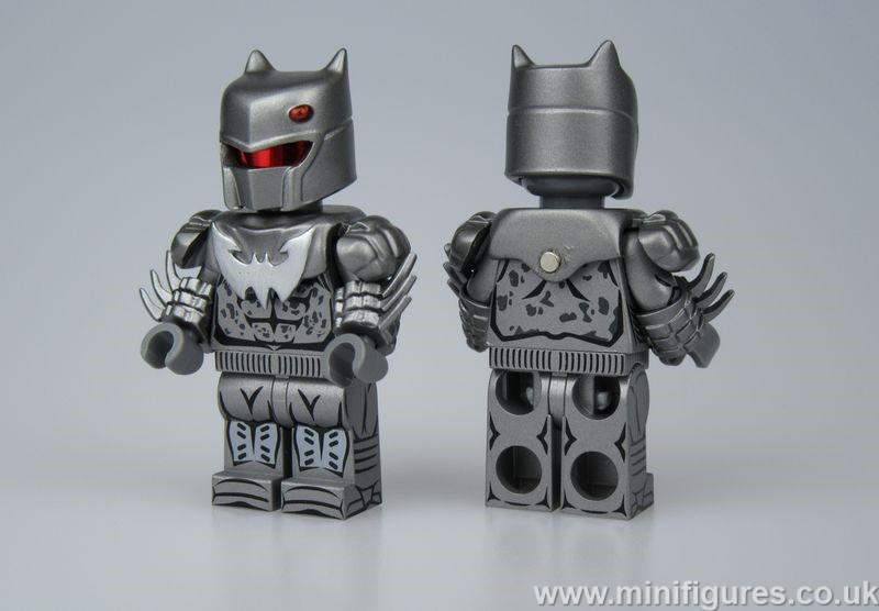 Azrael Bat UG Custom Minifigure