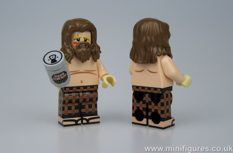 Beer Thor UG Custom Minifigure