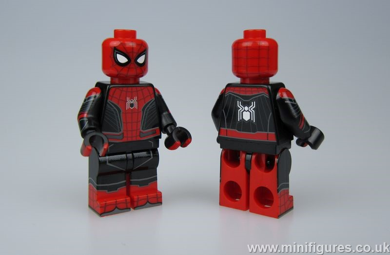 Flying Arachnid Custom Minifigure