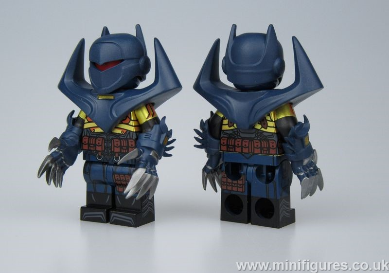 Knight Fall Bat UG Custom Minifigure