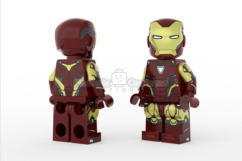 Ultimate Armor PC Custom Minifigure