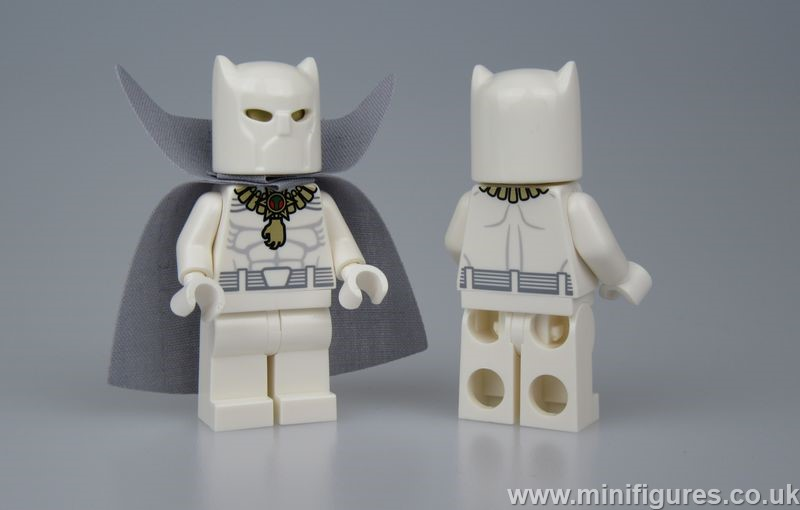 White Panther Christo Custom Minifigure