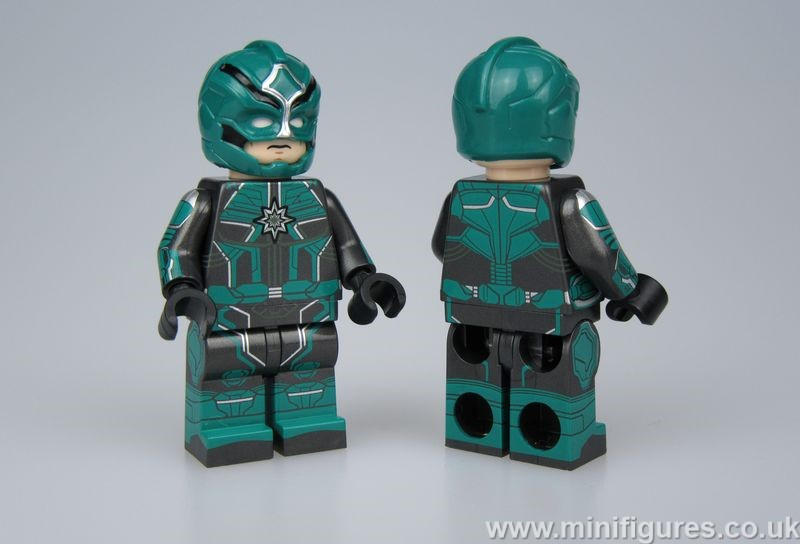 Cosmic Warrior GB Custom Minifigure