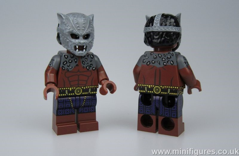 King Challenge UG Custom Minifigure