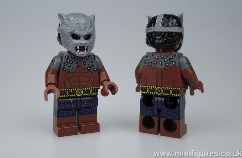 King Challenge UG Custom Minifigure