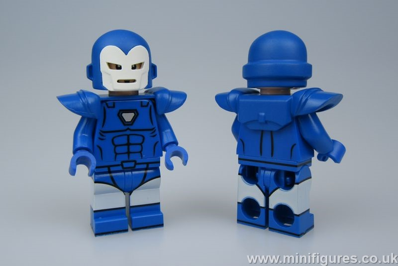 Mark 30 MaxBrick Custom Minifigure