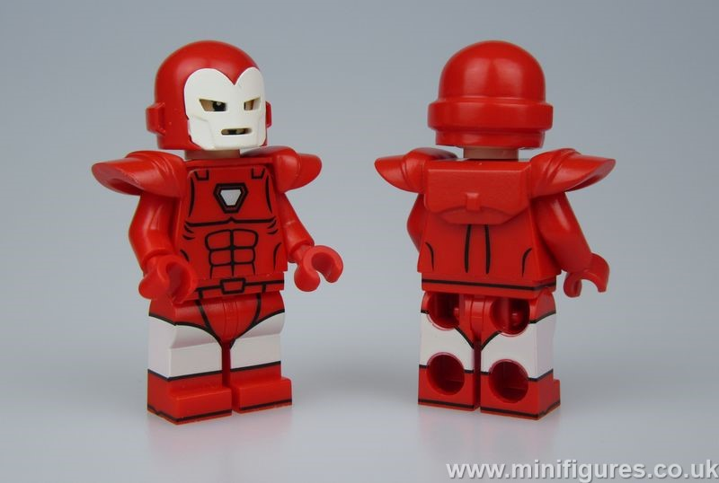 Mark 33 MaxBrick Custom Minifigure
