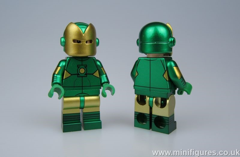 Iron Lantern GB Custom Minifigure