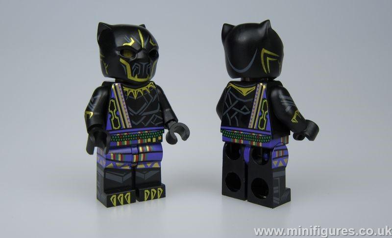 Jaguars Papa Crystal Custom Minifigure