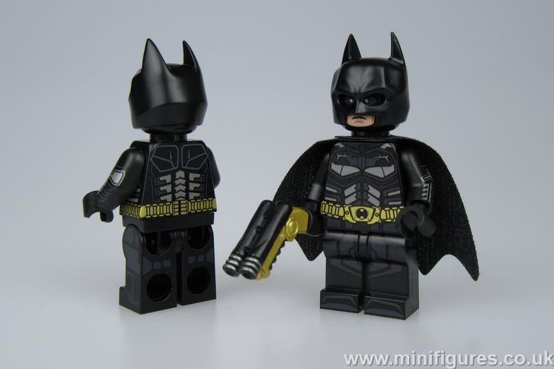 Knight Bat UG Custom Minifigure
