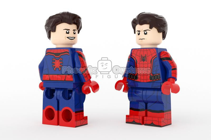 Tech Arachnid PC Custom Minifigure