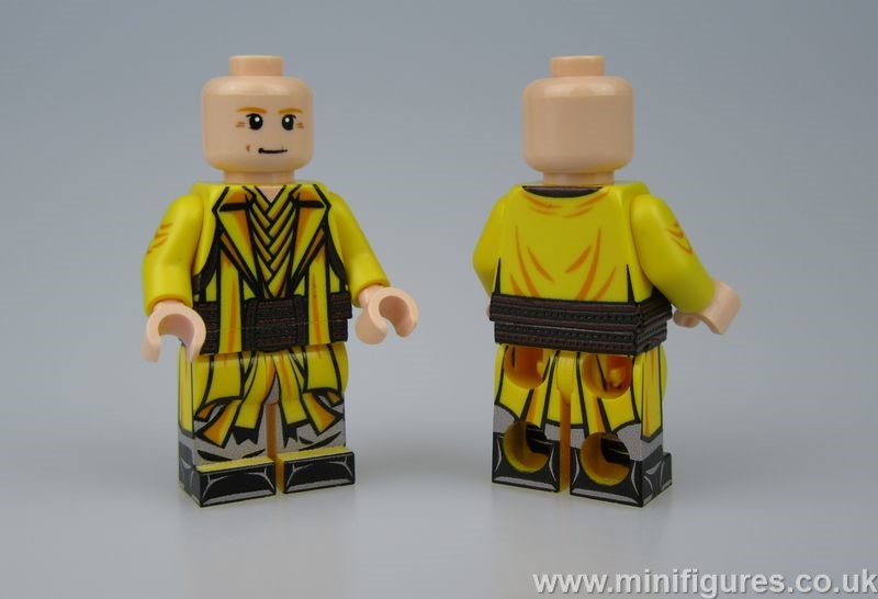 Ancient One LeYiLeBrick Custom Minifigure