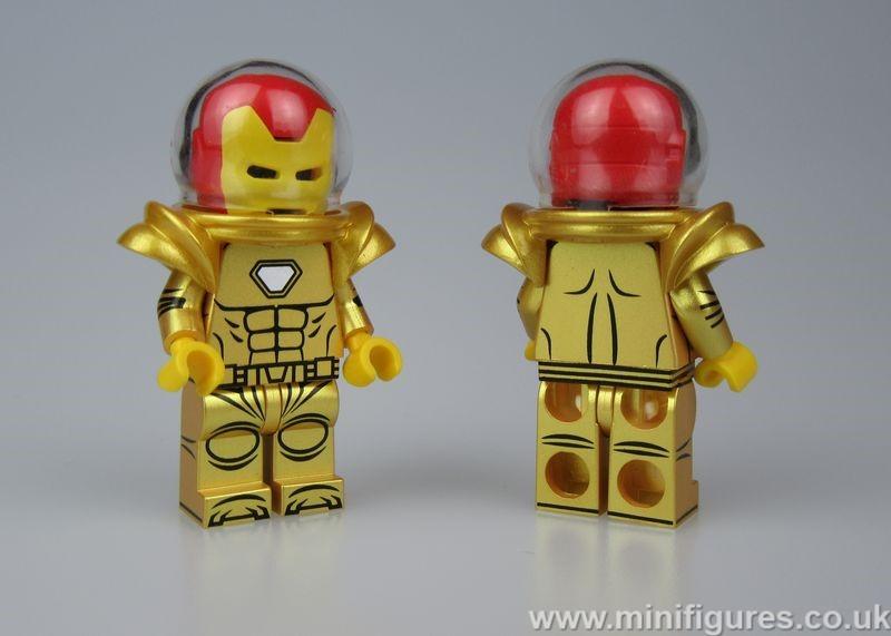 Diving Armor UG Custom Minifigure