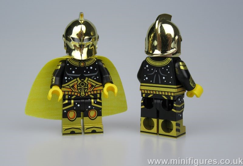 Dr Fate Black UG Custom Minifigure