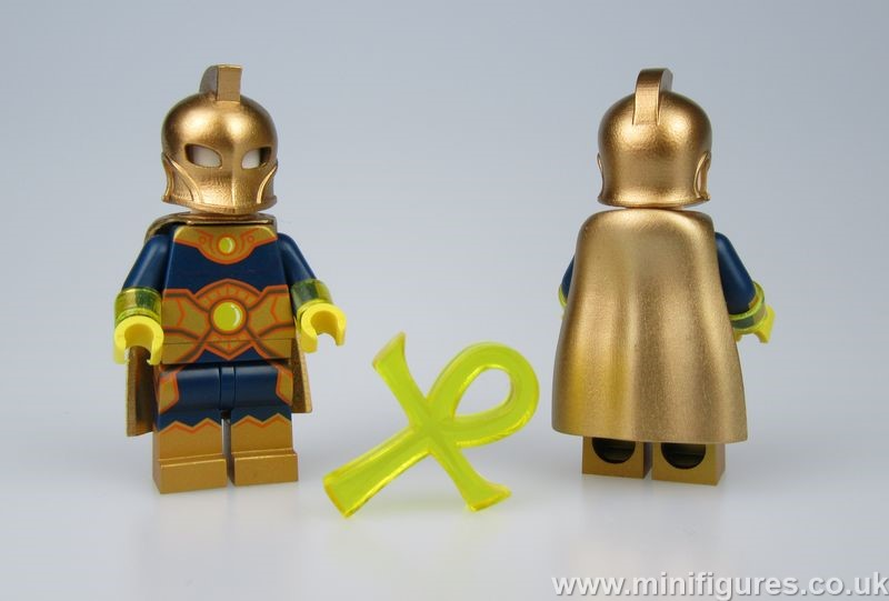 Dr Fate FB Custom Minifigure