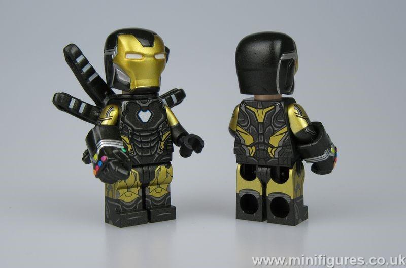 MK85 Donut Custom Minifigure