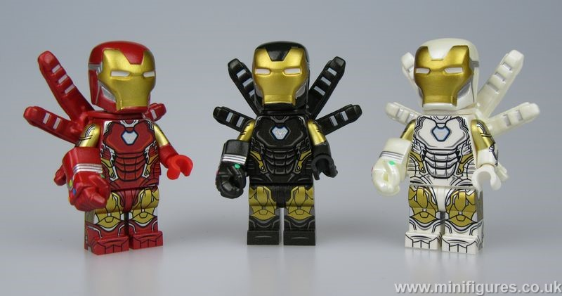 MK85 Donut Custom Minifigures