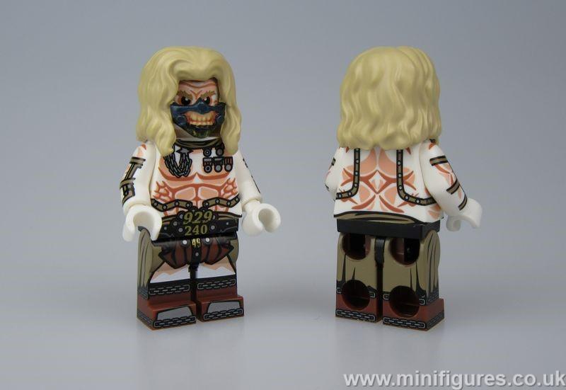 Undying Joe Lab9 Custom Minifigure