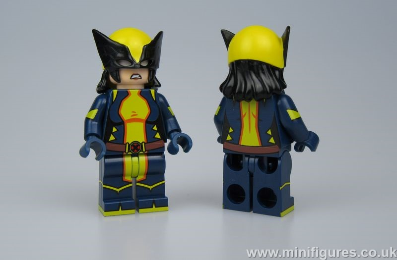 X-23 Crystal Custom Minifigure