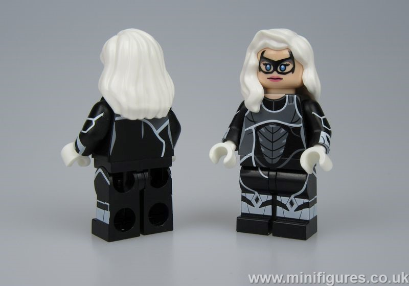 Black Cat SH v CM Custom Minifigure