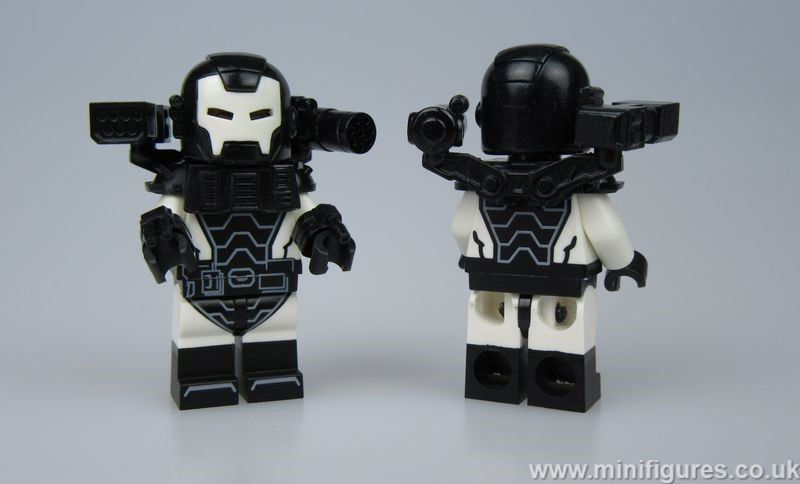 Classic War Machine FB Custom Minifigure