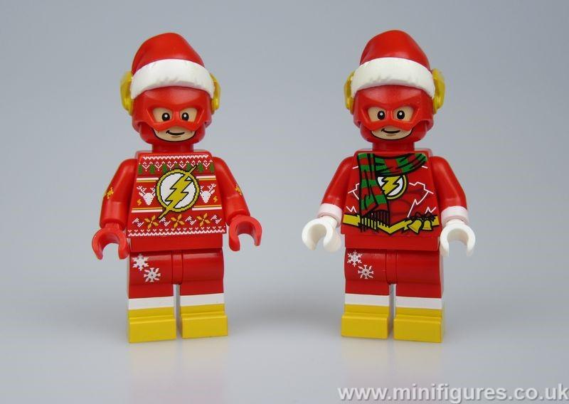 Santa Lightning BF Custom Minifigure