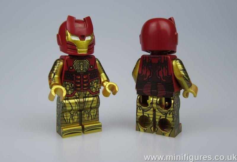 ThorBuster CM Custom Minifigure