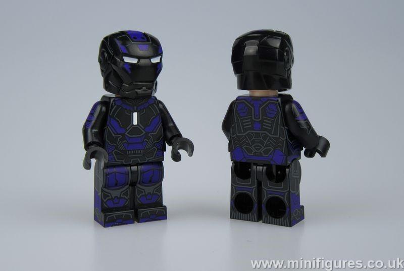 Tron MK26 UG Custom Minifigure