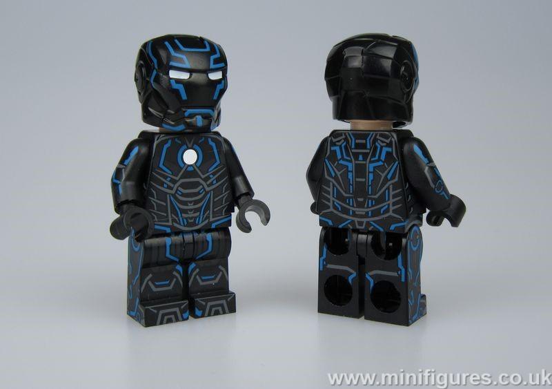 Tron MK4 UG Custom Minifigure