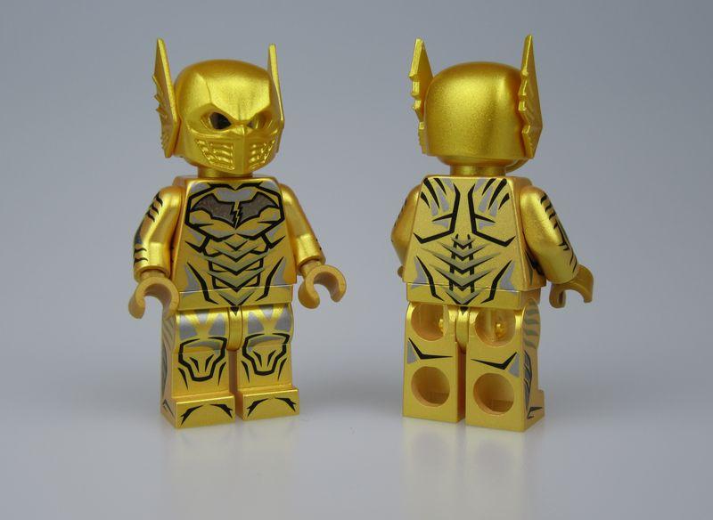 Gold Death UG Custom Minifigure