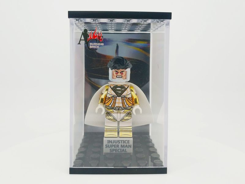 Injustice Superman SP ABB Custom Minifigure