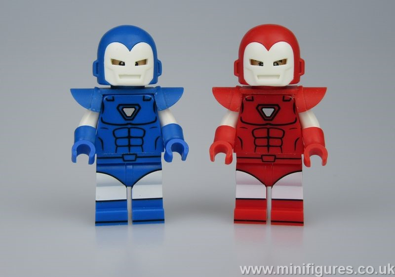 MK30 & MK33 FB Custom Minifigures
