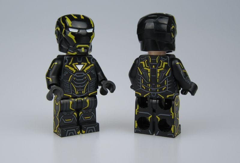 Tron MK6 UG Custom Minifigure