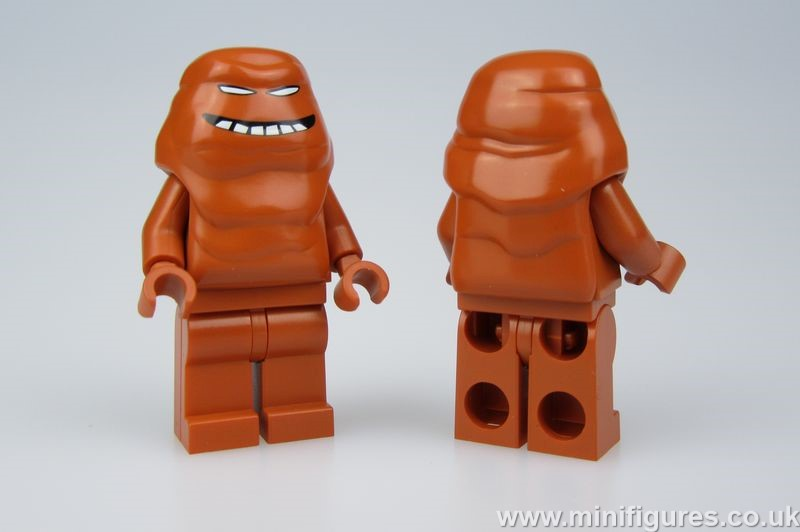 Clay Face V2 Christo Custom Minifigure