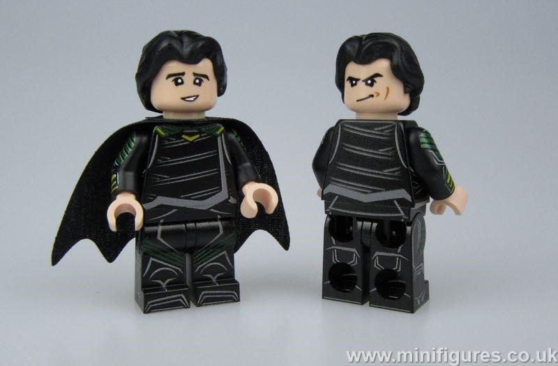 Loki LeYiLeBrick Custom Minifigure