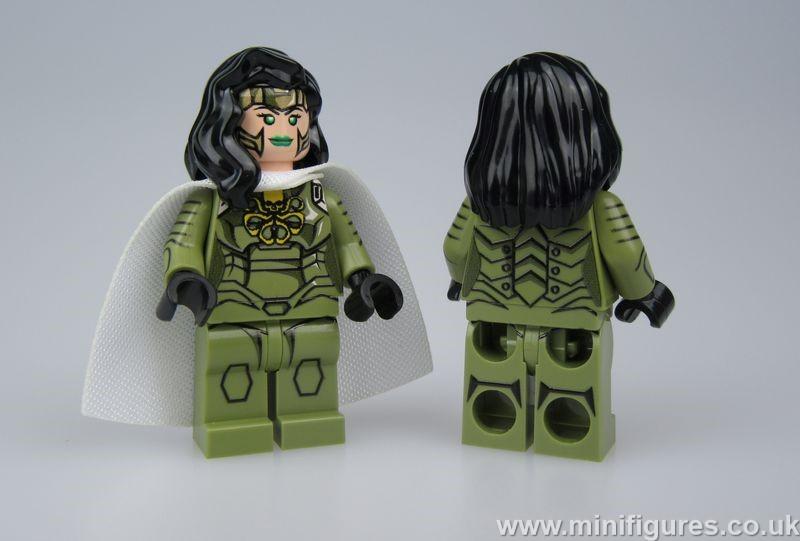 Madam Hydra LeyileBrick Custom Minifigure