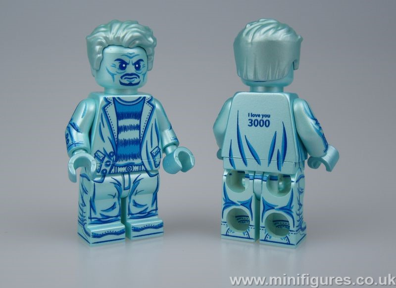 Projection Tony LeYiLeBrick Custom Minifigure