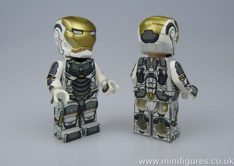MK39 CM v MF Custom Minifigure