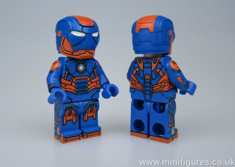 Mark XXVII Disco FB Custom Minifigure