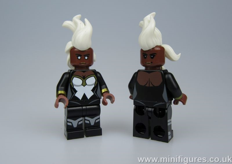 Storm Black Suit OB Custom Minifigure