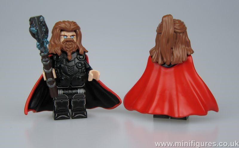 Thor LeYiLeBrick Custom Minifigure