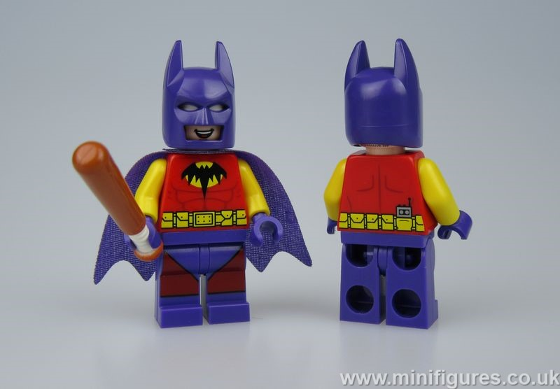Batman Zur-En-Arrh LYL Custom Minifigure