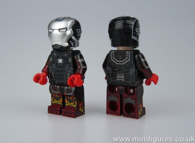 MK22 Lab9 Custom Minifigure