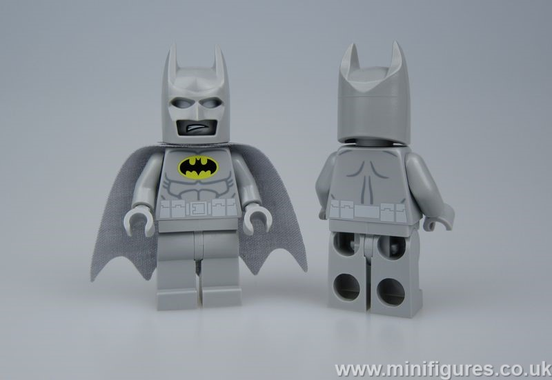 Batman Noir Christo Custom Minifigure