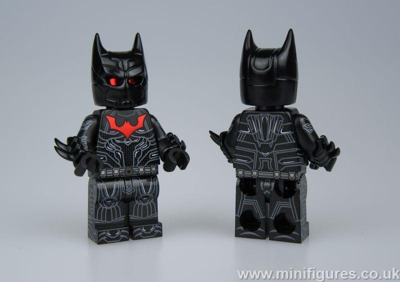 Beyond Bat UG v CM Custom Minifigure