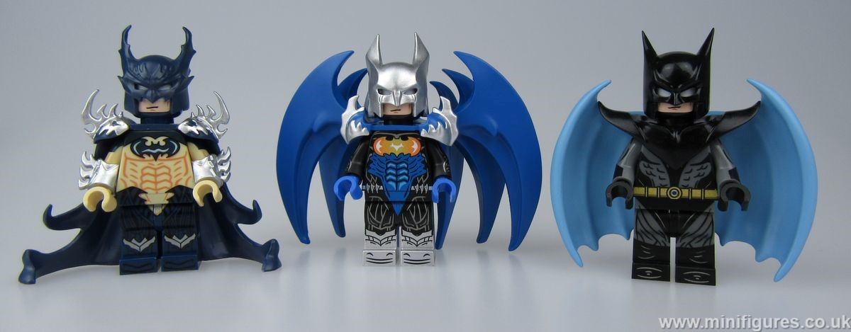 Brotherhood Bat UG Custom Minifigure