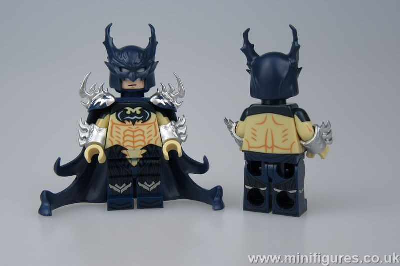 Brotherhood Bat V3 UG Custom Minifigure