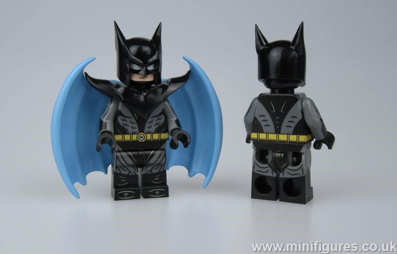 Brotherhood Batman UG Custom Minifigure