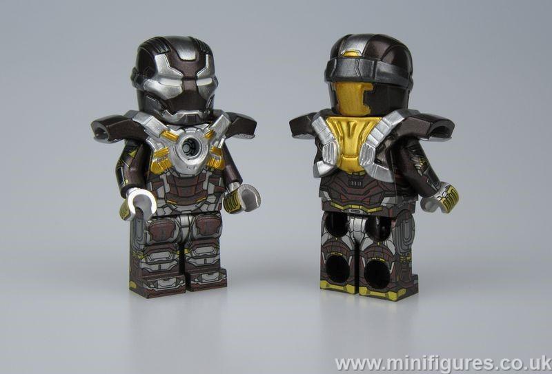 MK28 MF v CM Custom Minifigure